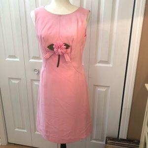Dresses & Skirts - Vintage 1960s pink dress